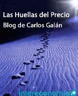 Blog de Carlos Galán - Las Huellas del Precio